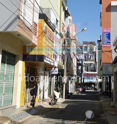Nhà đẹp trung tâm Phường 2, Đà Lạt – Bất Động Sản Liên Minh N2480