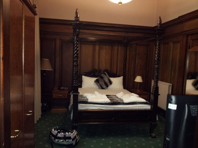 The Palace Hotel Manchester Bedroom