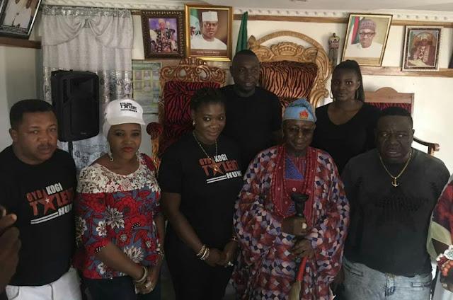 Obadofin of Owe Land