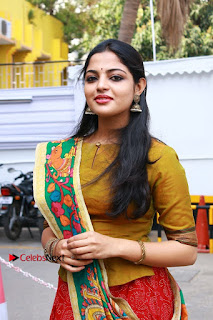 Actress Nikhila Vimal Stills at Panjumittai Audio & Trailer Launch  0006.jpg