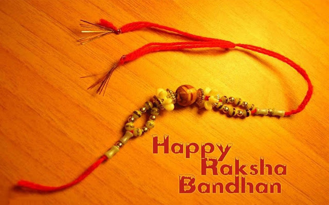 happy rakhi full hd wallpaper