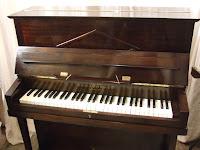 restore old piano Cornwall