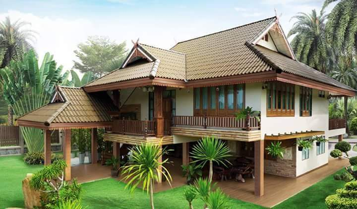 Pilihan Rekabentuk Rumah Tradisional Dan Moden Share