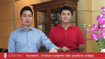 Founder Rukamen - Blog Mas Hendra