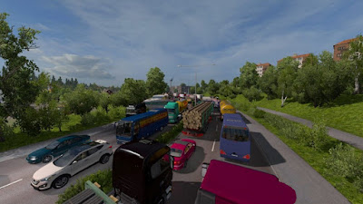 Greatest Traffic Mod v16