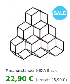 http://www.shabby-style.de/flaschenstander-hexa-black