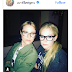 Avril Lavigne & Evan Shares Instagram Pics With The Caption 'Found Long Lost Twin'