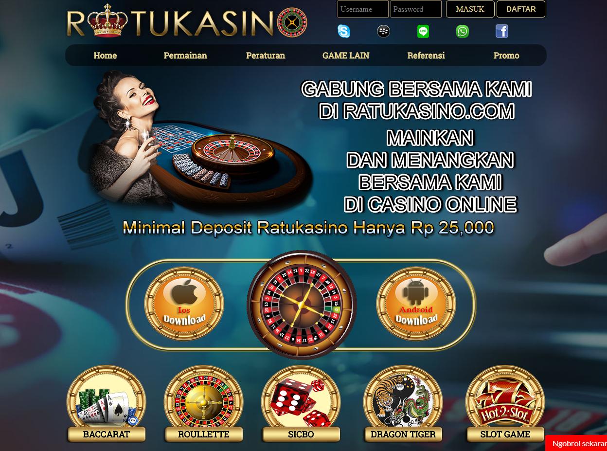 Situs roulette online indonesia