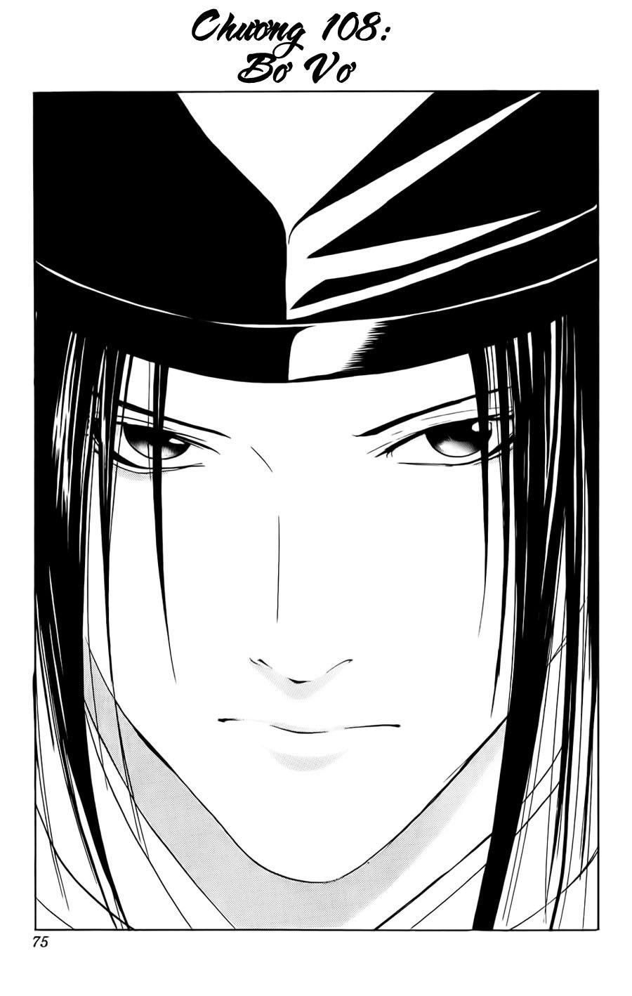 Hikaru No Go hikaru no go chap 108 trang 2