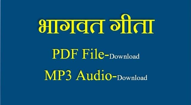 Gita saar in hindi pdf