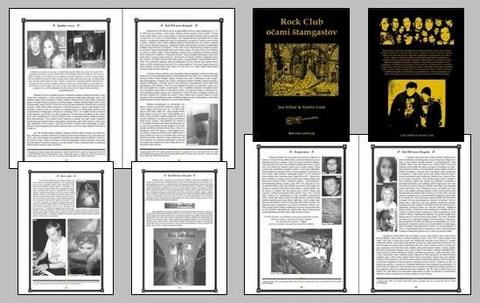Rock Club očami štamgastov, Rock Club naOZZaY, Martin Užák, Ján Mihál, kniha o naOZZaY