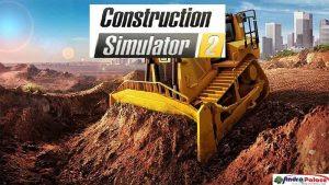 Game Construction Simulator 2 Apk V1.1 MOD6