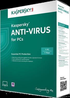 Kaspersky Antivirus 2014 Serial Key