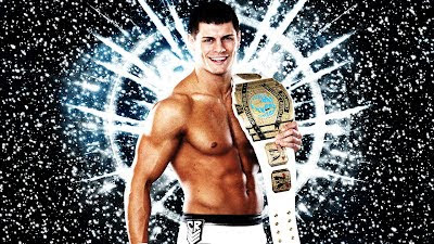 New Wrestling Players: Cody Rhodes Wallpapers Pictures