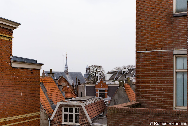 Haarlem Corrie ten Boom House Rooftop Netherlands Day Trips from Amsterdam or Rotterdam