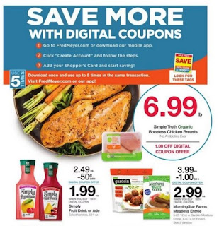 Fred Meyer Weekly Ad April 21 - 27, 2019