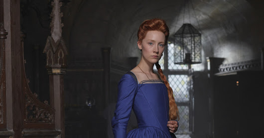 First Image from MARY, QUEEN OF SCOTS