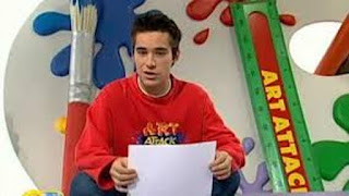 Jordi Cruz en Art Attack