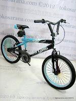 2 Sepeda BMX BikeLord 2022 Road Kingdom 20 Inci