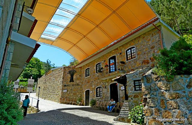 Seia, Serra da Estrela, Portugal - Museu do Pão