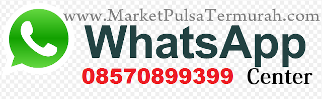 WhatsApp center MarketPulsaTermurah.com