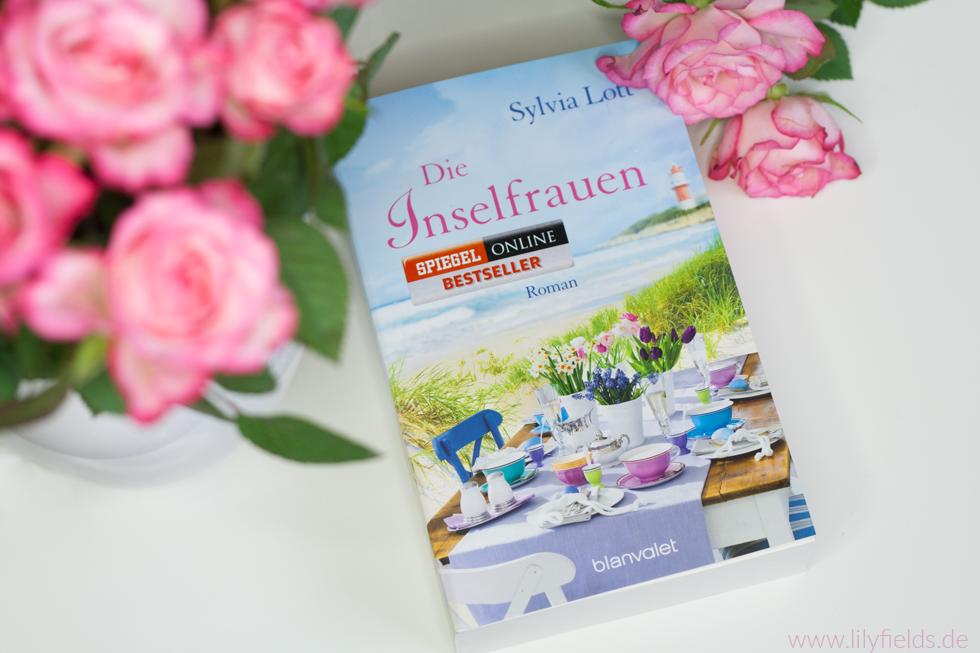 Foto zeigt das Buch Die Inselfrauen von Sylvia Lott