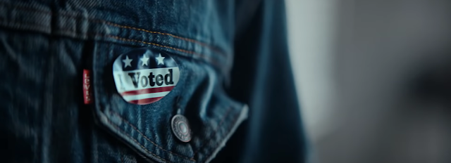 """Electric Theatre Collective Urges You to """"Use Your Vote,"""" Collaborating on Levi's Campaign with FCB West"""