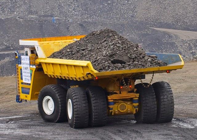 BELAZ-75710 Biggest Dump Truck in the World