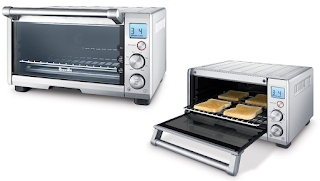 Breville Bov650xl Stainless Steel Compact Smart Oven 128