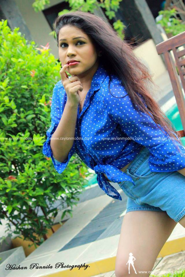 Shani Perera blue skirt 3