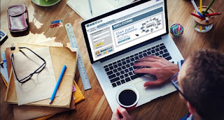 weblog, web corporate, web perusahaan, tips weblog