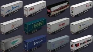 30 Realistic Profiliner Trailers Pack