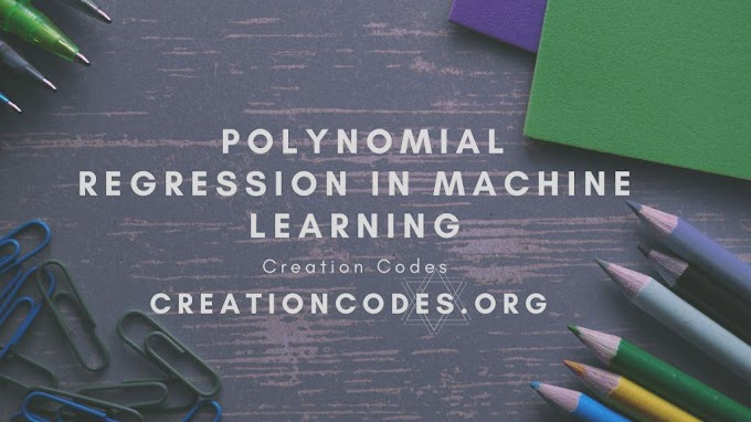 Polynomial Regression Using Python - CreationCodes