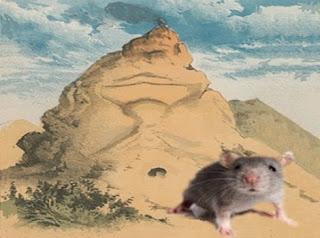 La montagna partorisce un topolino (Esopo)