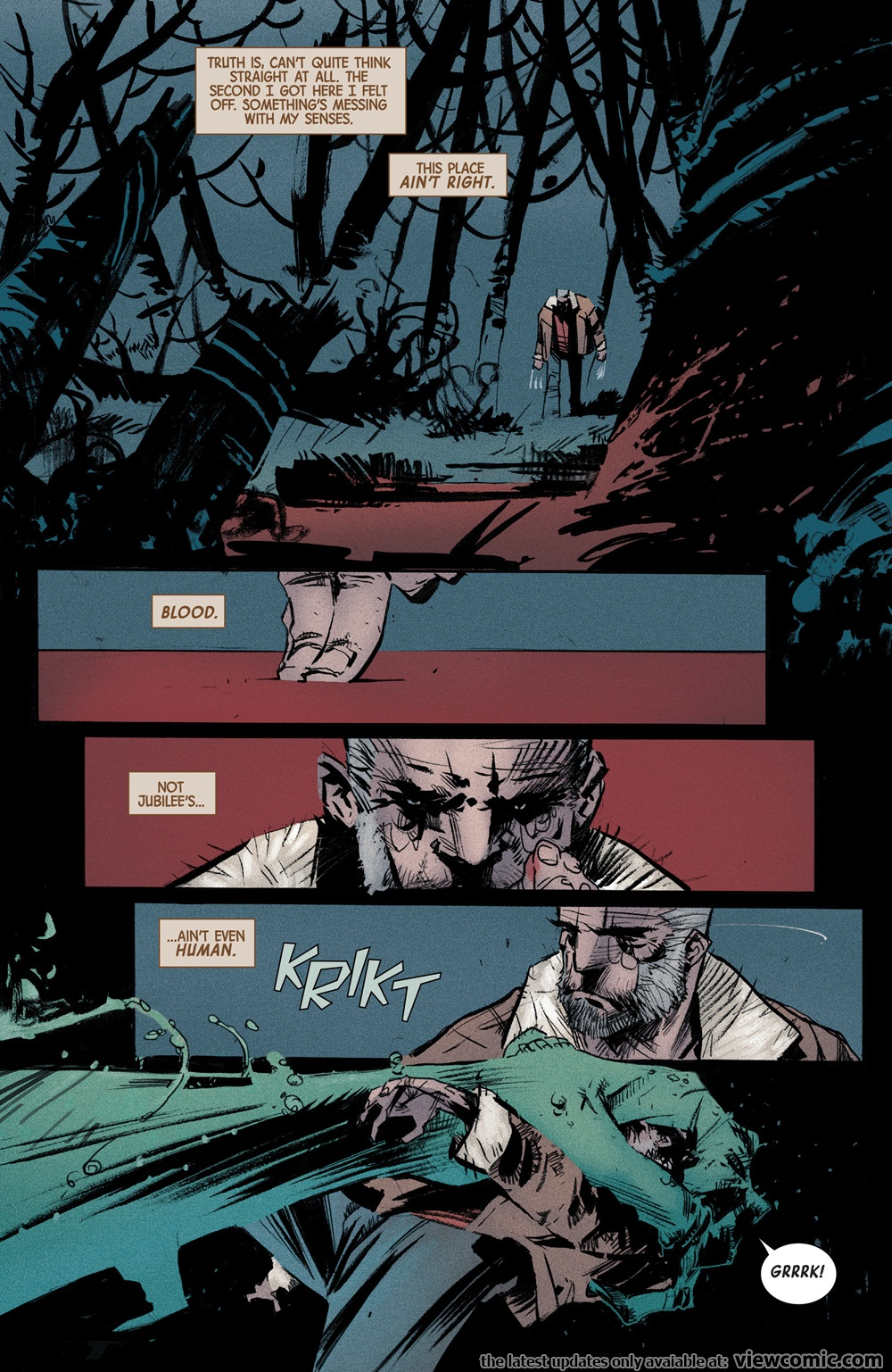 Old Man Logan v2 014 (2017)  | Vietcomic.net reading comics online for free