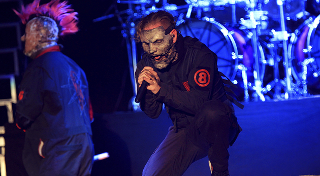Slipknot en Lima