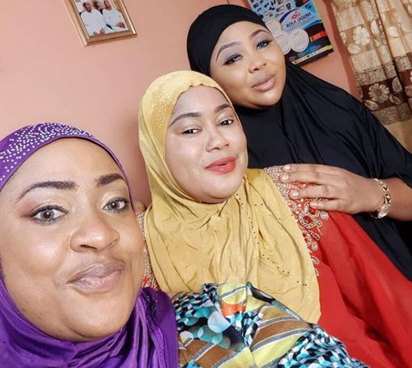 foluke daramola wears hijab