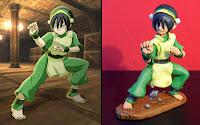 action figure statuina personalizzata manga anime fumetti cartoon orme magiche