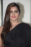Pavani Reddy in Black Saree Sleeveless Choli ~  Exclusive 12.JPG