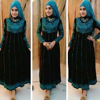 Baju Gamis Muslim Untuk Anda Terbaru Dari Aceh Gaya Masa