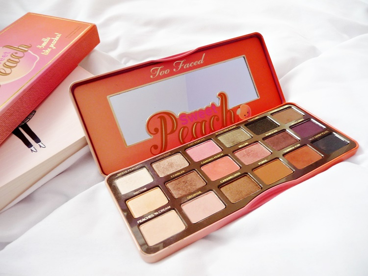Too Faced Sweet Peach paletka