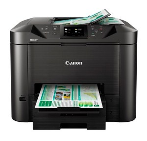 Canon MAXIFY MB5450 Series Printer Driver Download
