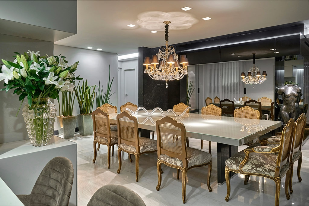 Sala De Jantar E Estar Integradas ~  sala de jantar de decorarem e valorizarem a sala de jantar camuflam a