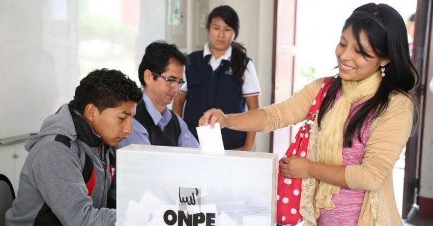 ELECCIONES 2018: Este año habrá Elecciones Regionales y Municipales en todo el Perú - www.onpe.gob.pe