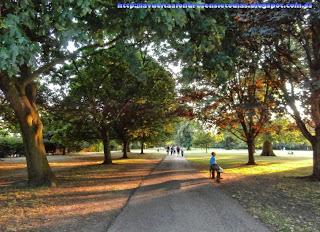 Camino de Regent's Park