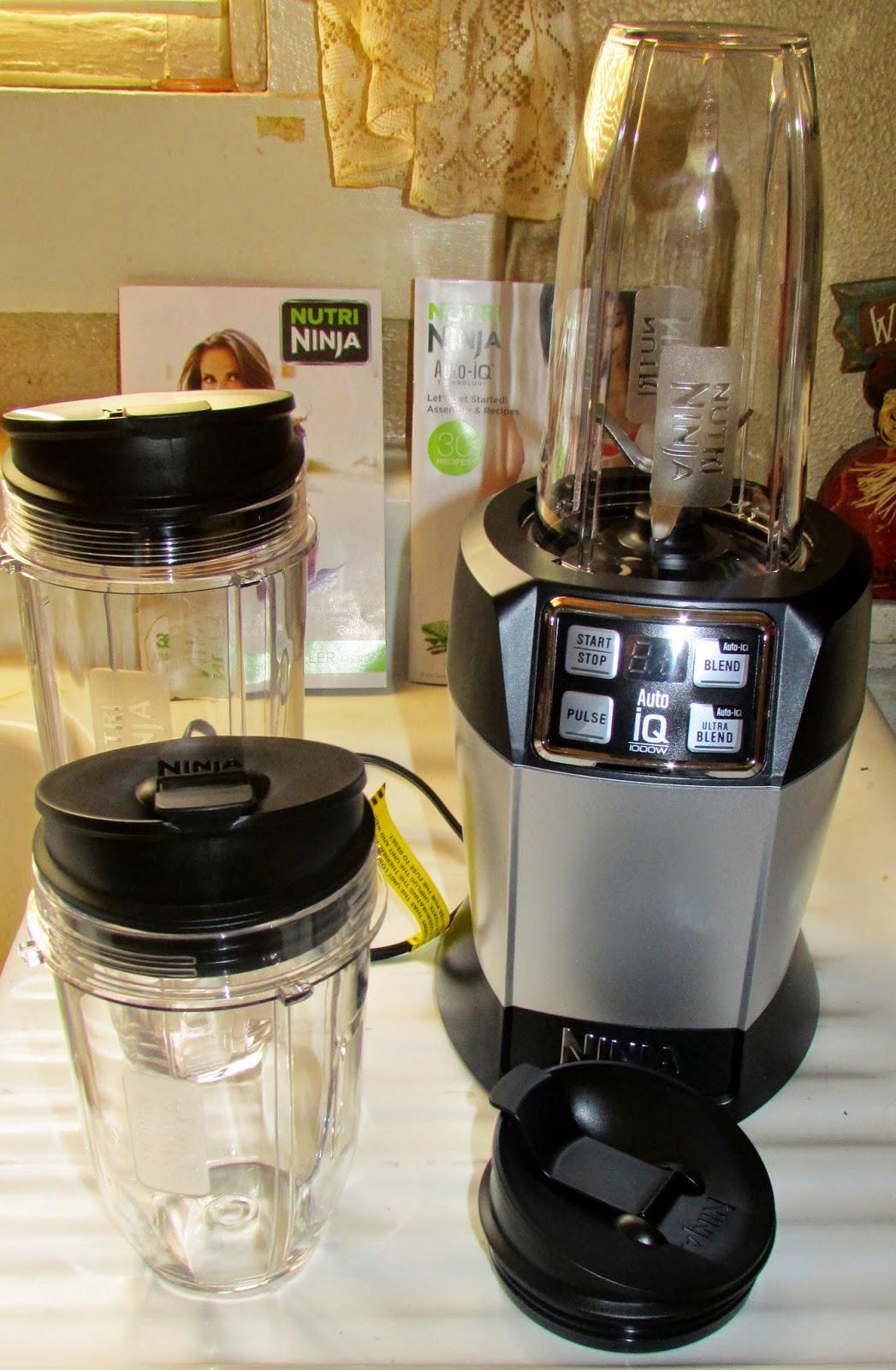 Ninja Nutri Ninja Bluk Complete Kitchen System Black Grey