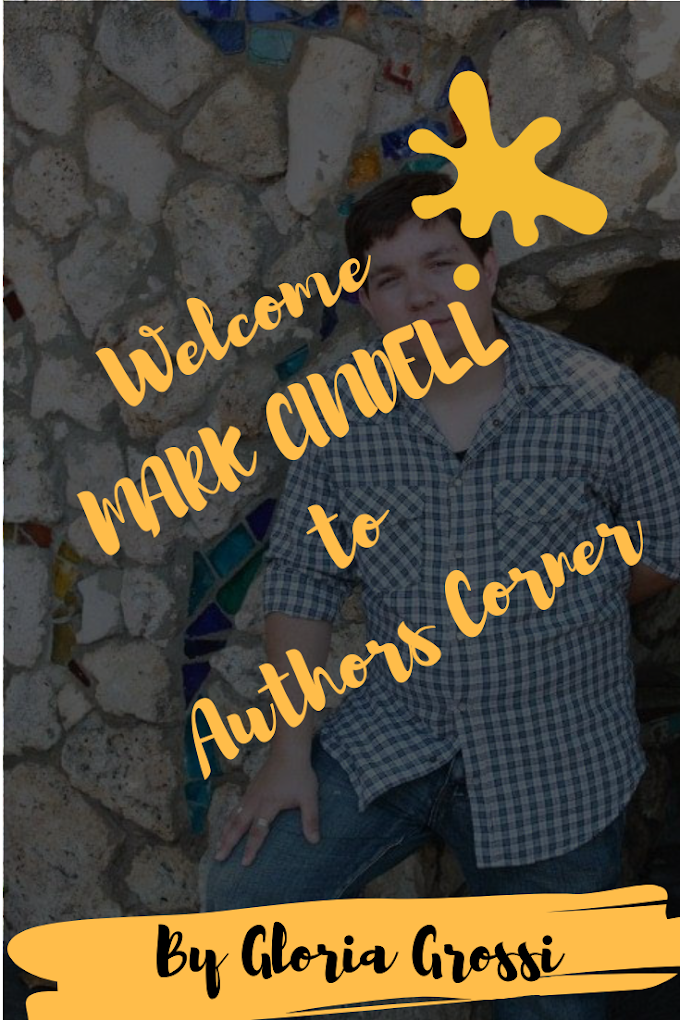 AUTHORS CORNER- Interview with MARK CINDELL