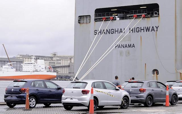 VW exporta o Polo para Argentina, Chile e Paraguai