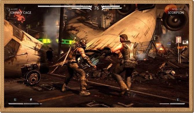 Mortal Kombat X PC Games Gameplay