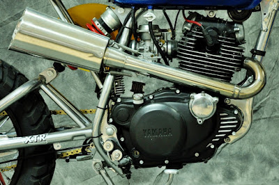 Yamaha SR 250 Performance by XTR Pepo
